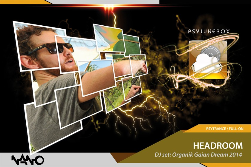 Headroom_Organik_2014_Mix_PSYJUKEBOX_download