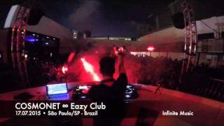 COSMONET ∞ Eazy Club 2015   Sao Paulo - SP Brazil