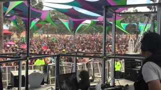 Perfect Stranger live @ Rainbow Serpent 2015