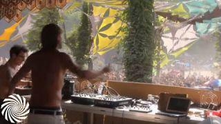 DJ Tristan Live at Ozora Festival 2015