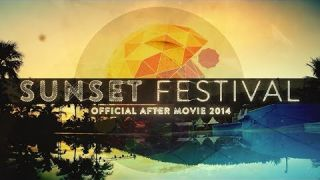 AFTER MOVIE SUNSET FESTIVAL // ABRIL 2014