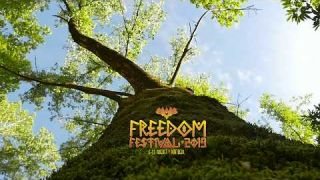 FREEDOM FESTIVAL 2019 invites you to Enter the Forest Realm!